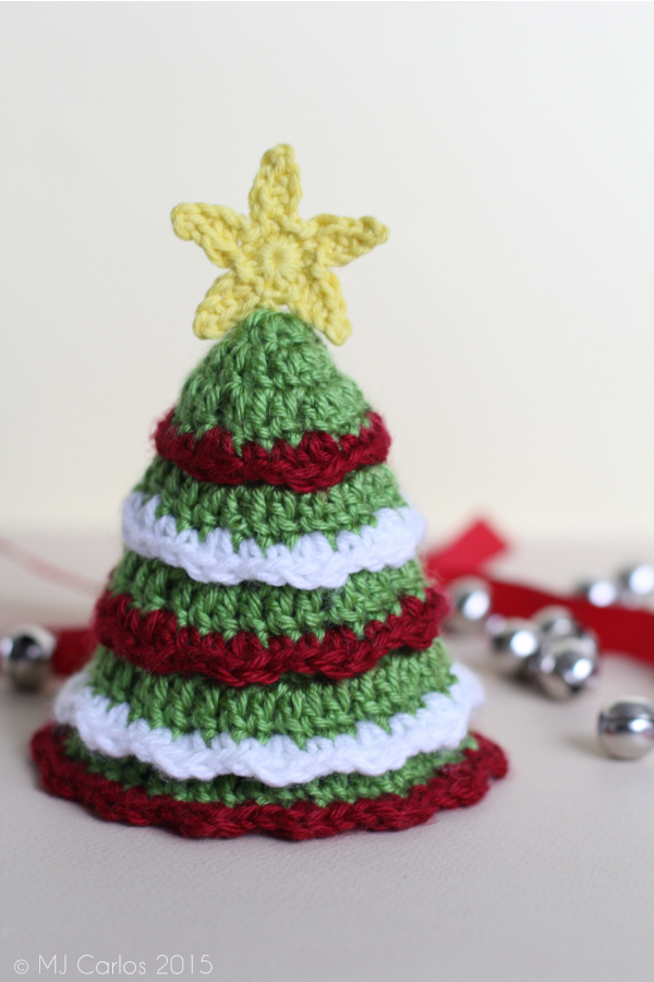 Christmas Tree Free Crochet Pattern