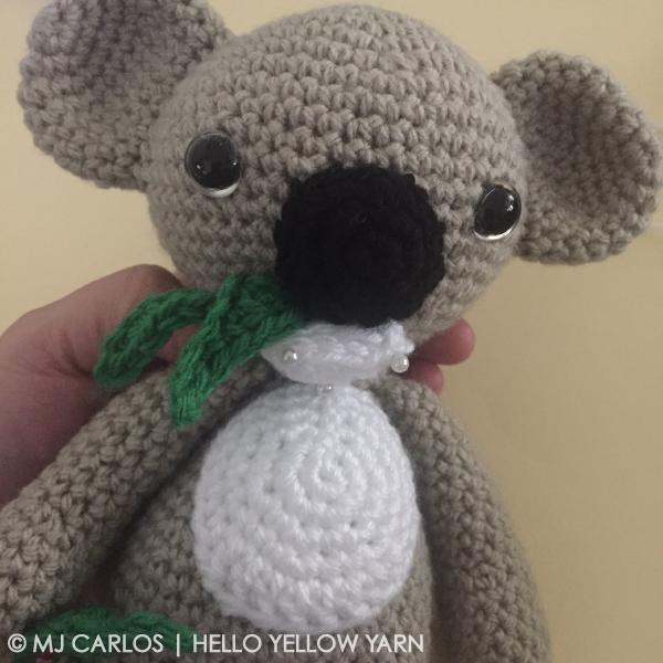 Kc Koala And Finn Mcfox Amigurumi Crochet Patterns