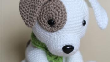 Amigurumi Dog Crochet Patterns : Amigurumi pug u2013 pugster pup