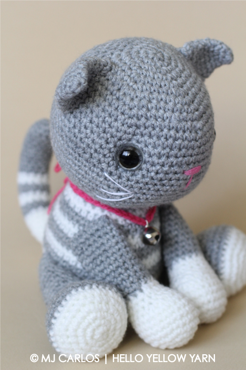 Crochet Hello Yellow Yarn