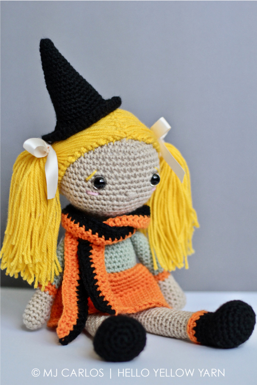 Amigurumi Change Yarn : Hello Yellow Yarn CROCHET. CRAFTS. DIY PROJECTS.