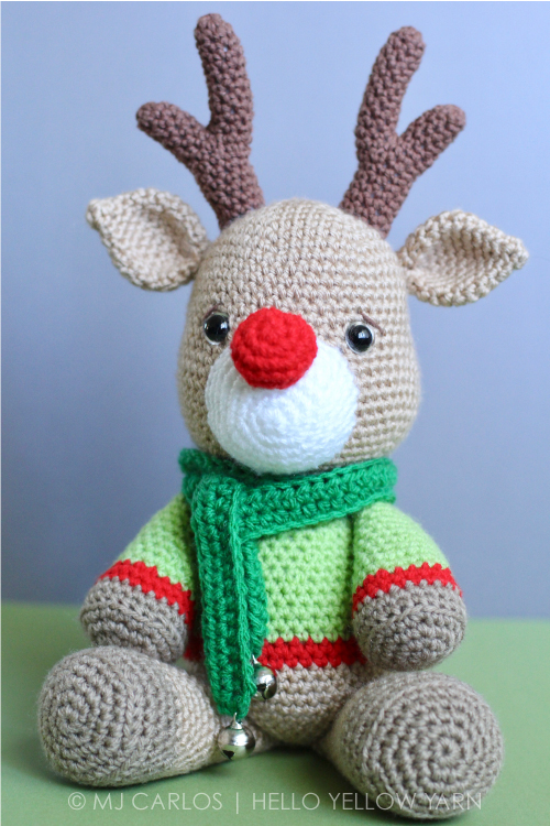 Crochet Amigurumi Christmas Series Exclusive Discount