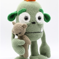 Amigurumi Monsters Design Contest - Vote for your favourite design